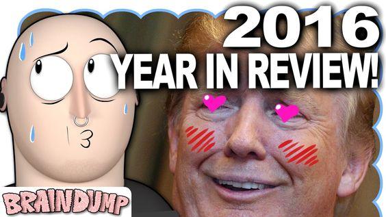 2016 YEAR IN REVIEW! - Brain Trump https://youtu.be/SGwPXfuED_Q