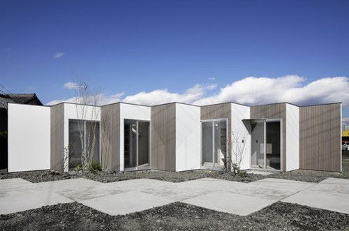 CROSS OVER by mA-style architects