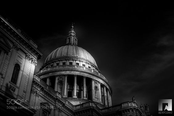 St. Paul's Cathedral by aperozed