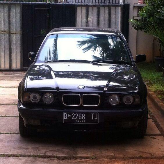 BMW E34 V8