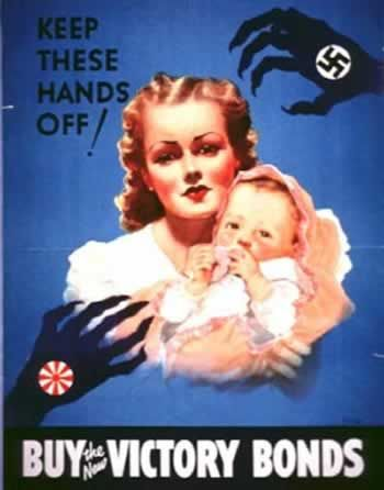 3 reasons why propaganda was effective during ww2 in canada?