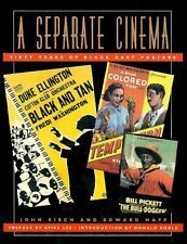 A Separate Cinema : Fifty Years of Black Cast Posters - African American actors