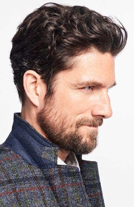 Men S Hairstyle Photos At Fashionbeans Medium Hair Styles Latest Men Hairstyles Wavy Hair Men