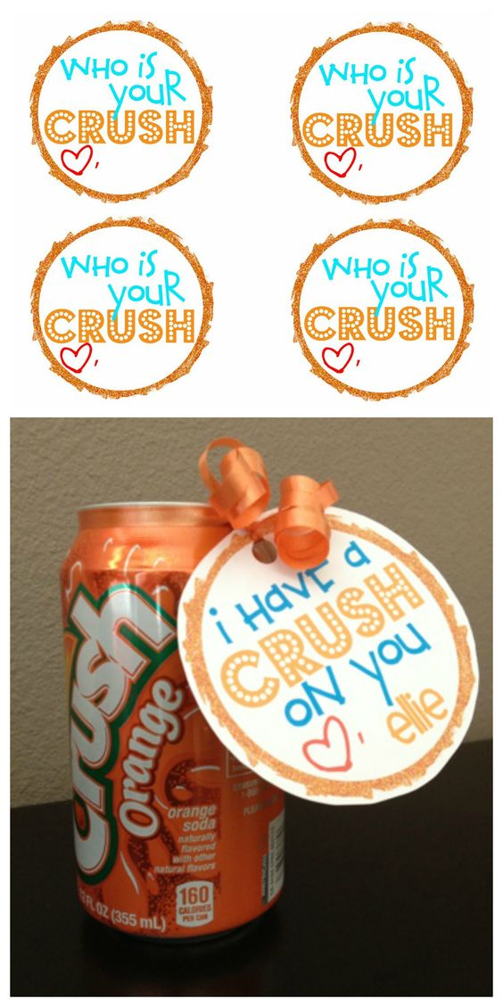 crush soda valentine day fundraiser