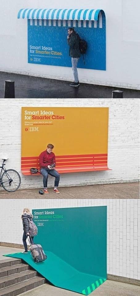 Ideas inteligentes para ciudades inteligentes.