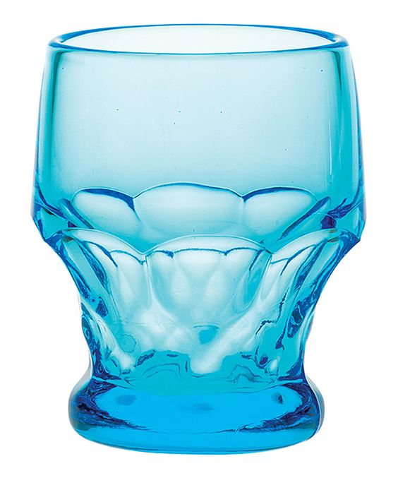 Look what I found on #zulily! Mosser Glass Blue Georgia Tumbler by Mosser Glass #zulilyfinds