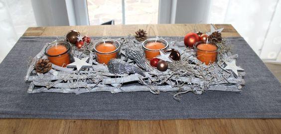 Sie suchen eine außergewöhnliche Deko zu Advent oder Weihnachten – etwas einzigartiges? Wir dekorieren alte Hölzer, Kokosblätter und Materialien aus der Natur mit Edelstahl, Glas und edlen Weihnachtsbeigaben! Jedes Stück ist ein Unikat und einzeln liebevoll hergestellt!