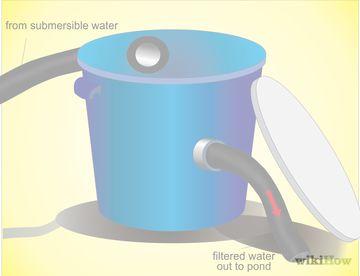 Build a pond filter system pond filters pond filter for Make your own pond filter box