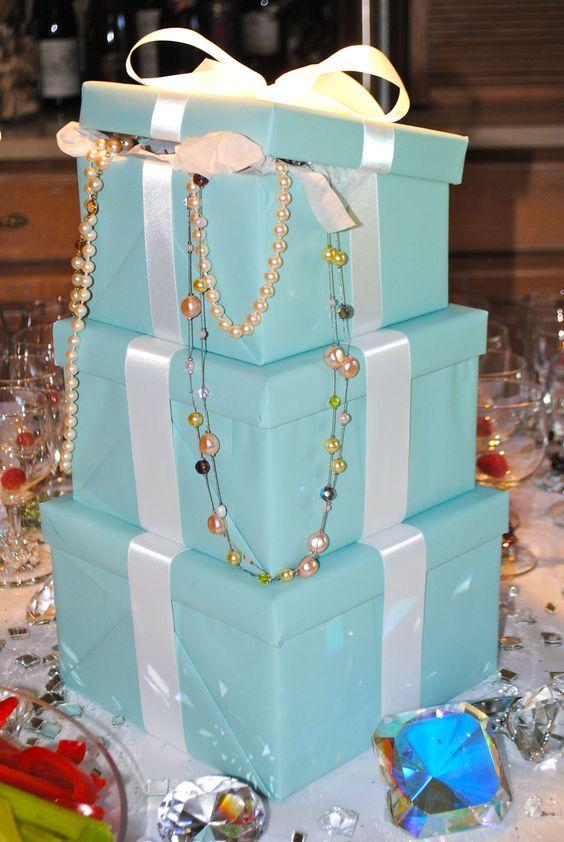 Tiffany Themed Party Tiffany Amp Co Inspired Holiday