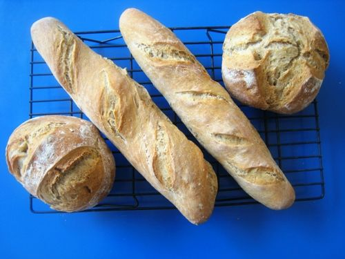 Bake Your Own Bread (lots of recipes for bread machines)