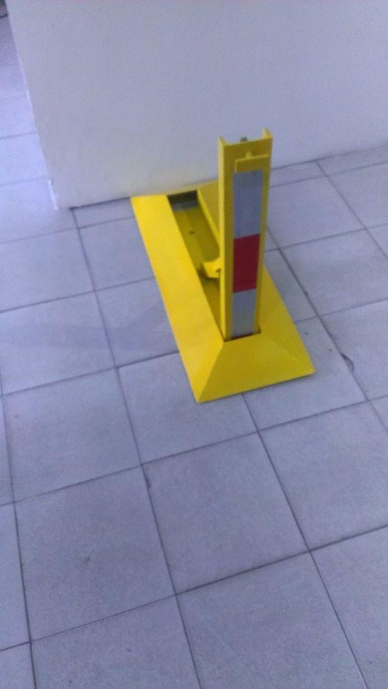 Bloqueador Guarda Puesto Cepo De Estacionamiento - Bs. 12.000,00 en MercadoLibre