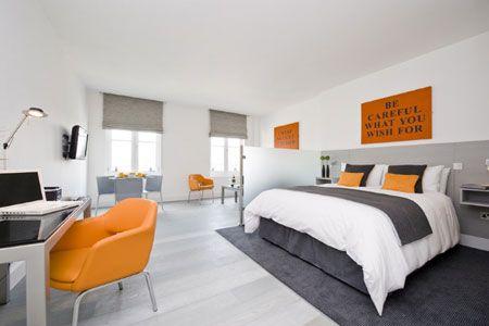 2a57cab11dc127a2f0d4815096dfcbd2  serviced apartments studio apartment - Barkston Gardens Hotel Earls Court London