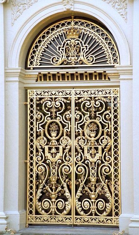*golden doors