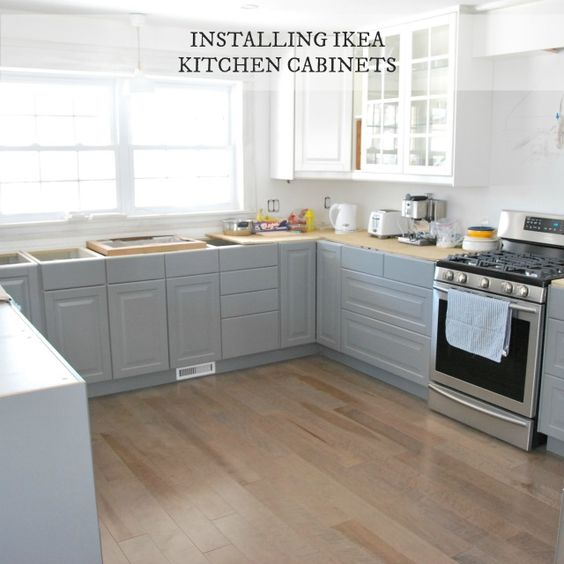 Installing Ikea Kitchen Cabinetry Our Experience Tuxedos Kitchen Cabinetry And Cabinets