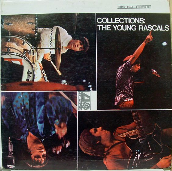 The Young Rascals - Collections: Young Rascals, Classic Rock, Lp Collection, Lp Covers, Rascals Bergen, Vinyl Records, Rascals Collections, Collections 1967