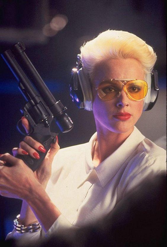 Brigitte Nielsen, Beverly Hills Cop II (1987)