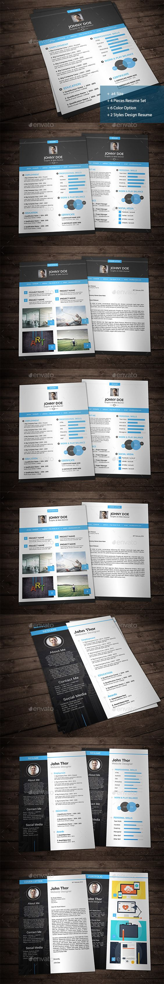 A Resume Template%0A Resume is a one page  beautiful and creative resume template  it u    s a fusion  of u        Nulled Com   Pinterest   Creative cv template  Creative cv and  Creative