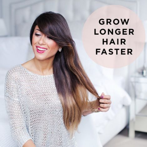 Tips om je haar sneller te laten groeien - Lifestyle NWS