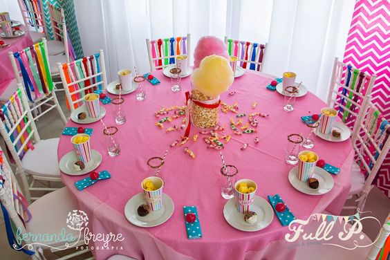 Full P - sweets & parties
