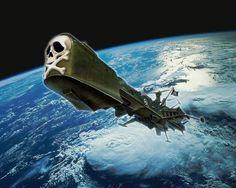 albator's spaceship