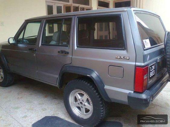 Best Jeep Cherokee For Sale In Pakistan