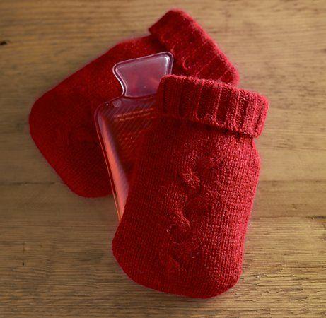 cashmere hand warmers, $15 (via sfgirlbybay gift guide)
