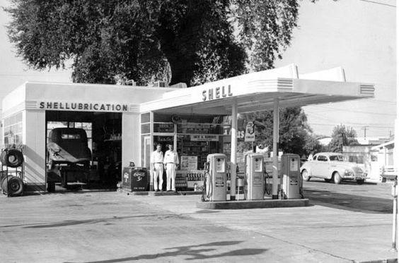 vintage shell service station vintage car dealers gas stations pinterest vintage shells. Black Bedroom Furniture Sets. Home Design Ideas