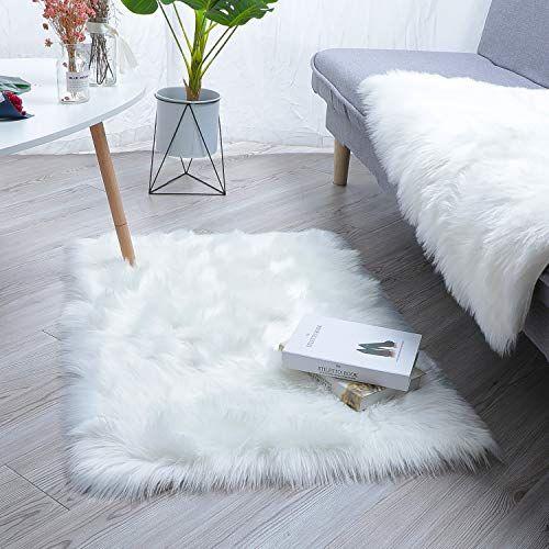 tapis fourrure peau de mouton