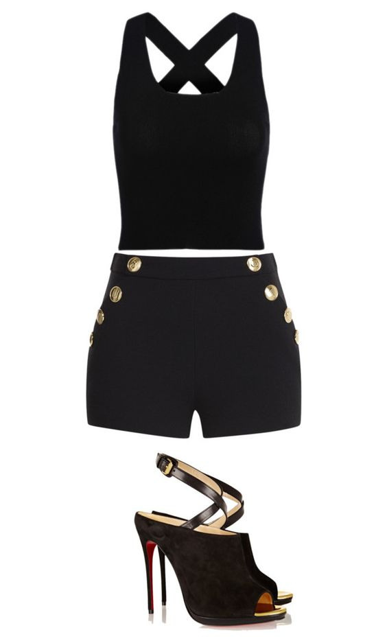 """Party Looks"" by brianna-zarrinfar on Polyvore"