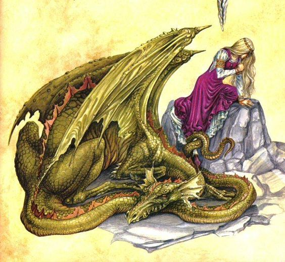 Elizabeth and the Green Dragon: