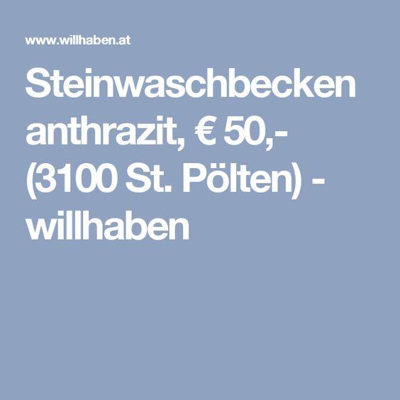 Steinwaschbecken Anthrazit 50 3100 St Polten Willhaben Steinwaschbecken Willhaben Wasche