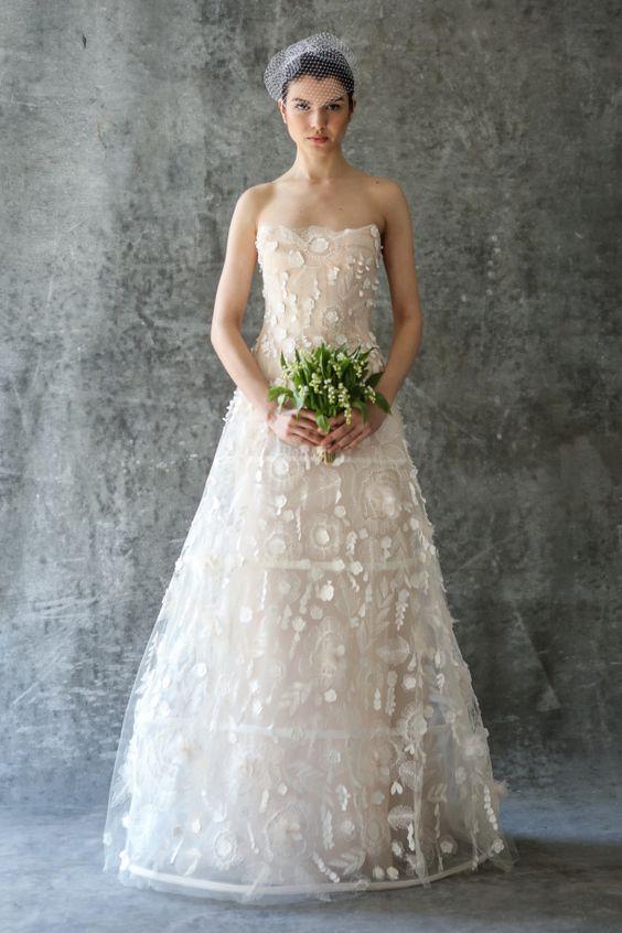 Wedding Dress Trends 2016 / Brautkleider Trends 2016