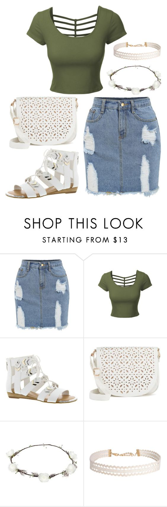 """#50"" by rociorp36 ❤ liked on Polyvore featuring LE3NO, Fergie, Under One Sky, Lipsy and Humble Chic"