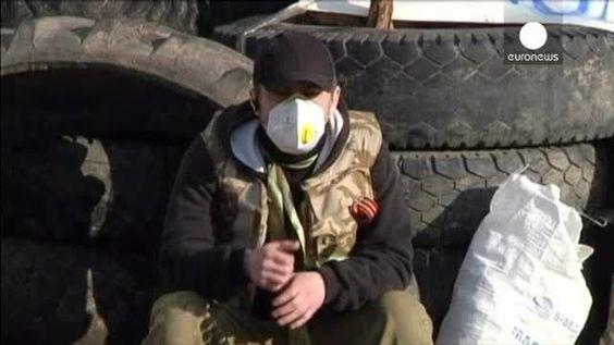 Calma en el este de Ucrania pese al inicio de la operación antiterrorista