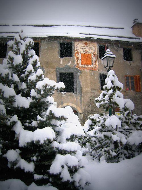 Serre Chevalier, near Briançon, Hautes-Alpes
