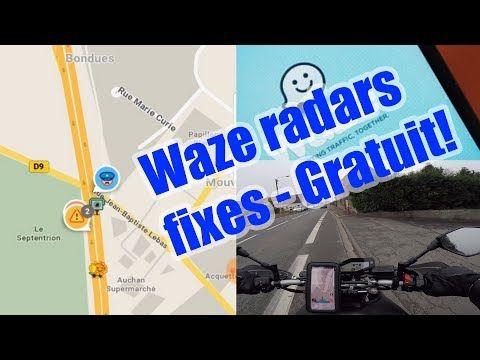 Waze Avec Tous Les Radars Fixes Gratuit Sans Perdre Les