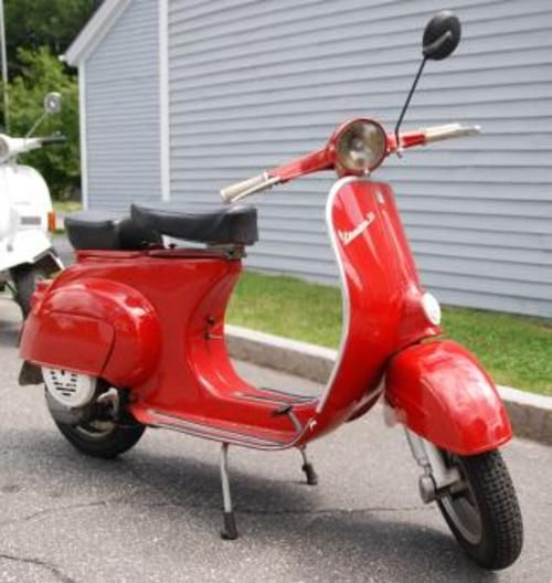 Vespa 90 Super Sprint Scooter Factory Service Repair Manual Repair Manuals Repair Vespa