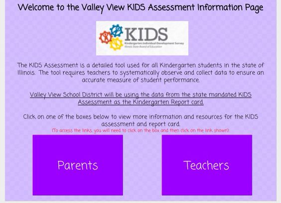 Great Resources For The Illinois Kids Assessment Drdp Including