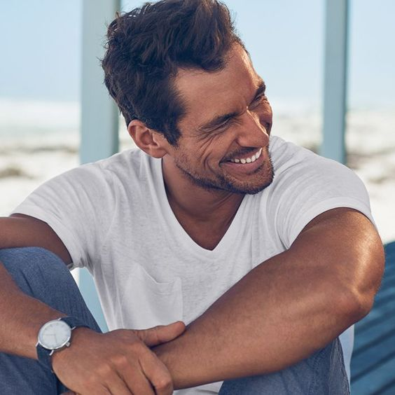 Holiday with David Gandy: