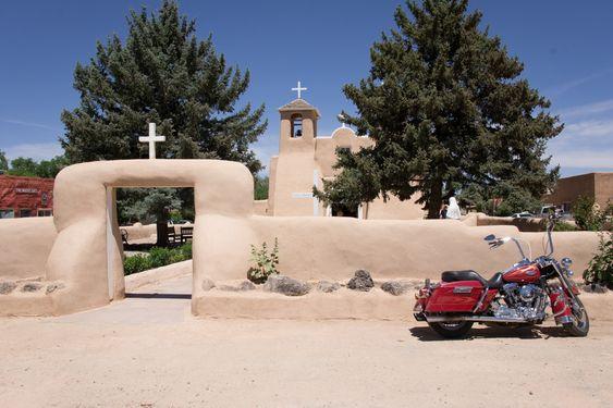 Découvrir le Nouveau Mexique