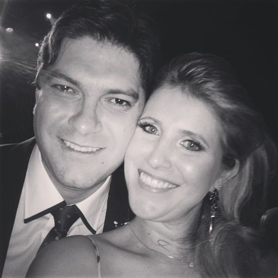 Site de casamento de Danielle e Samuel