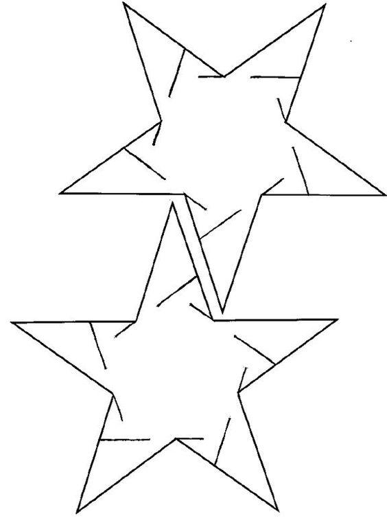 Figuras geometricas para colorear - Página 2
