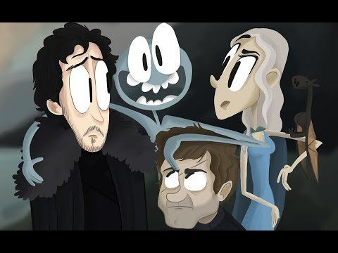 """Who's This: A Game of Thrones Parody of """"What's This"""" from The Nightmare Before Christmas"""