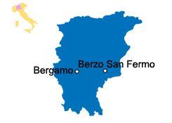 Berzo San Fermo - Lombardei Sehenswürdigkeiten