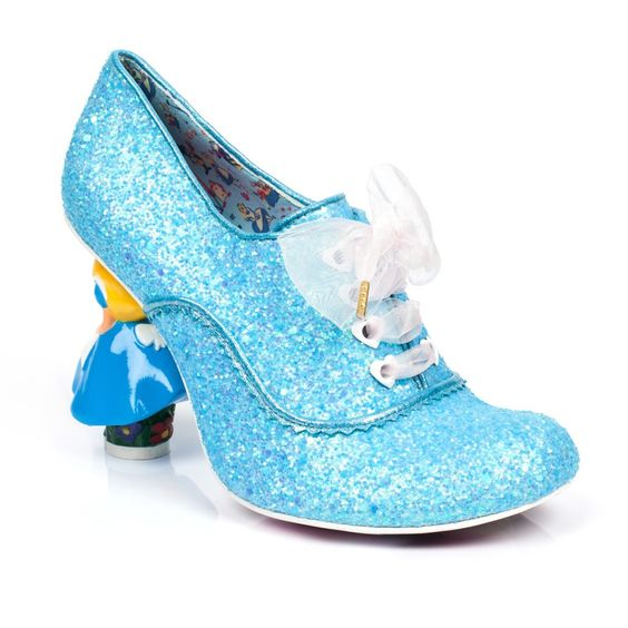 Day dreaming amid the daisies of a glittering journey? These will transport you there. 'Tea With Alice' Limited edition Irregular Choice - Alice in Wonderland collection gently drifting into stores worldwide TOMORROW 12pm! ‪#‎IrregularAlice‬ www.irregularchoice.com: