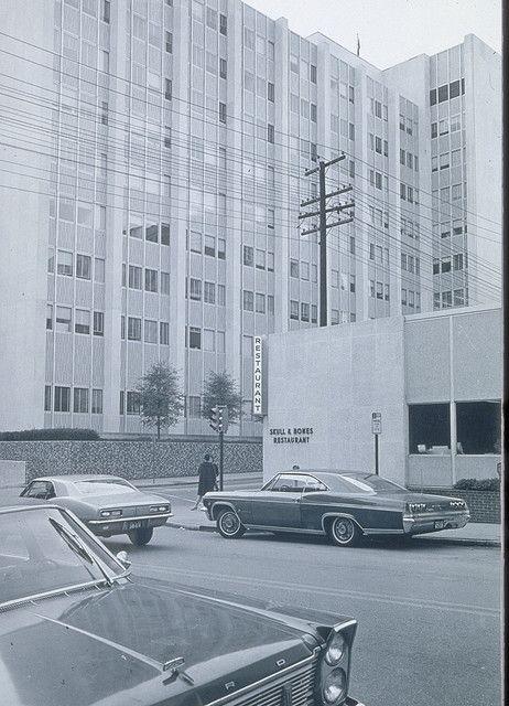 Skull and Bones Restaurant, MCV Hospital Richmond Va. 1970's