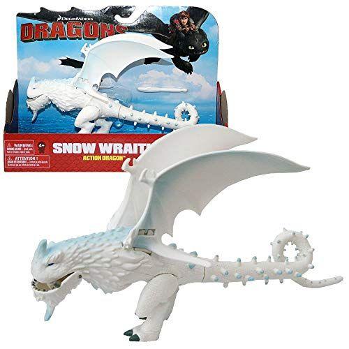 Dragons Action Spiel Set Drachen Schneegeist Snow Wraith Kinder Lizenz Thema Dragons Dreamwork Drachen Drachenzahmen Leicht Gemacht Drachen Dreamworks