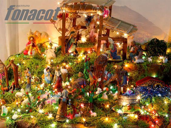 INFORMACIÓN FONACOT CENTRO. Al tramitar su crédito Fonacot por un monto mayor a $10,000 pesos durante el mes de diciembre, recibirá un nacimiento de regalo para seguir disfrutando del espíritu navideño de la temporada. Para mayores informes, le invitamos a visitar nuestro sitio en internet. www.fonacot.gob.mx