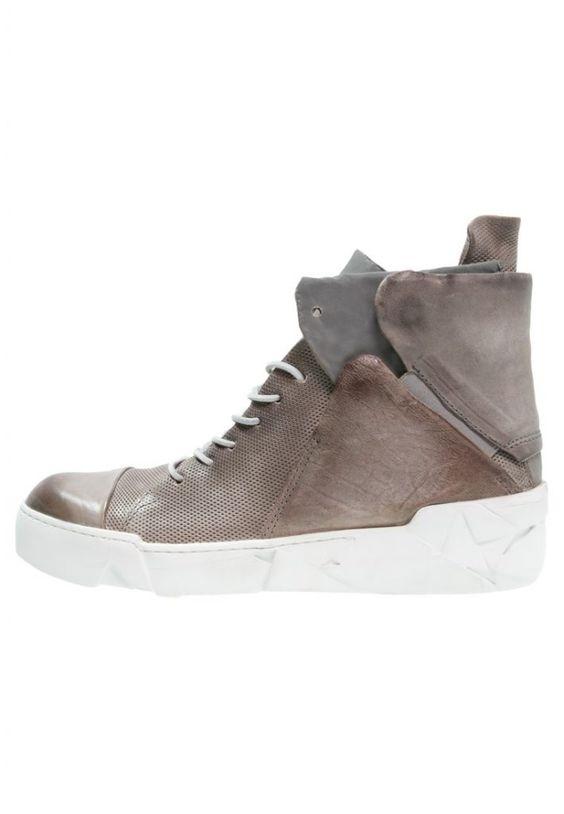 Herren A.S.98 Sneaker high grigio
