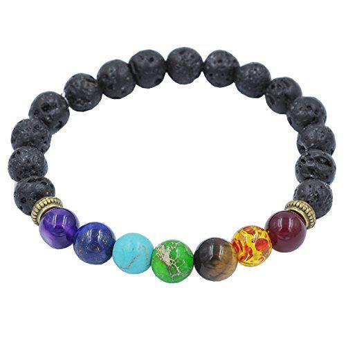 Liuanan 7 Chakra Healing Balance Bracelet Natural Gemstone Yoga Reiki Prayer Stones Liuanan Jewellery http://www.amazon.com/dp/B0177ZQES2/ref=cm_sw_r_pi_dp_MSILwb0SKJH3G
